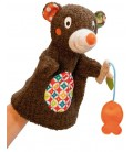 Ebulobo - Fishing Bear - Hand Puppet
