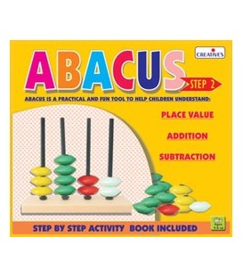Creatives Abacus Step 2