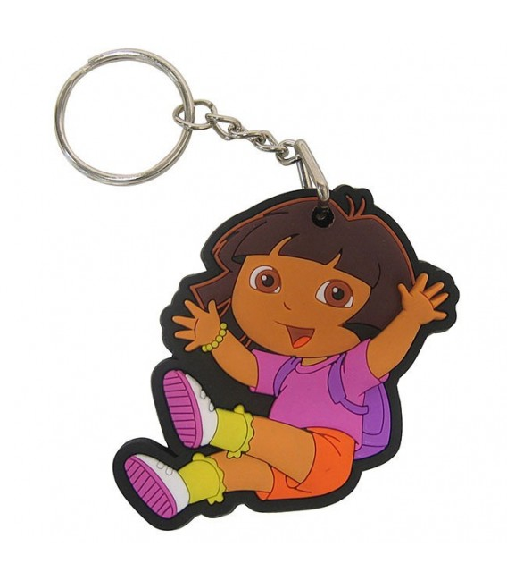 Dora the Explorer - Key Chain Laser Cut