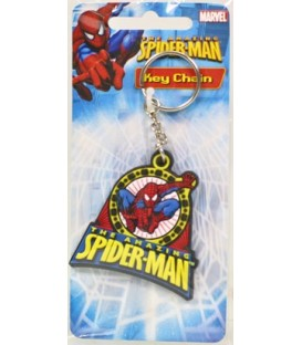 Spiderman - Key Chain Laser Cut