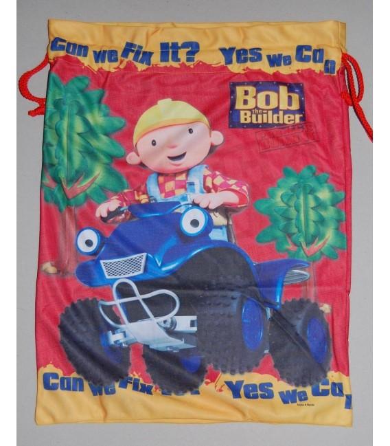 Bob the Builder Laundry Bag / Swimming Bag