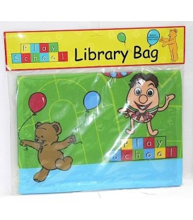 Play School Laundry Bag / Swimming Bag