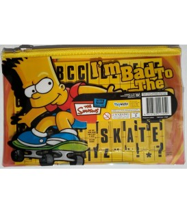 Bart Simpson Pencil Case