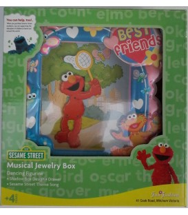 Sesame Street Musical Jewelry Box