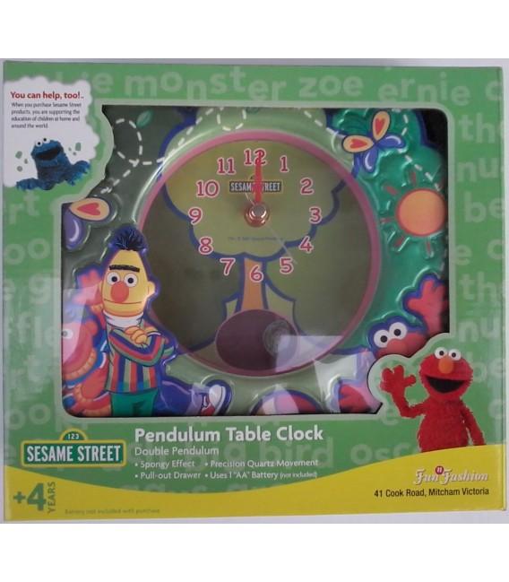 Sesame Street Clock