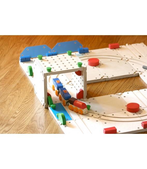 Hybo - Rail System