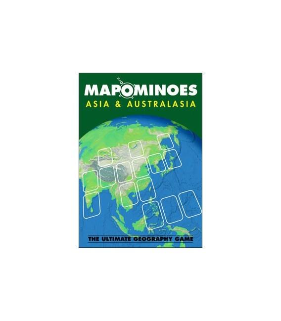 Mapominoes - Asia & Australasia