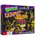 Teenage Mutant Ninja Turtles (TMNT) Catapult Pizza Board Game