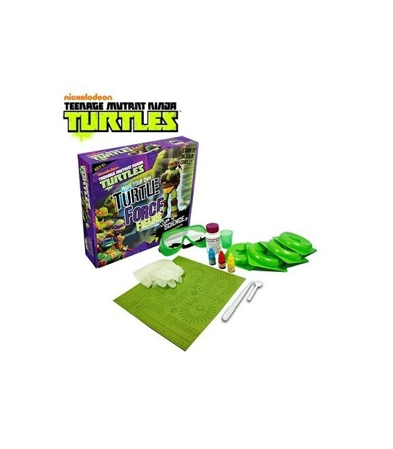 Teenage Mutant Ninja Turtles (TNMT) - Turtle Forcefields