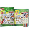Disney - Planes - Crayola Mess Free Colouring Pack