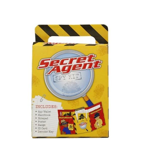 Secret Agent Spy Kit
