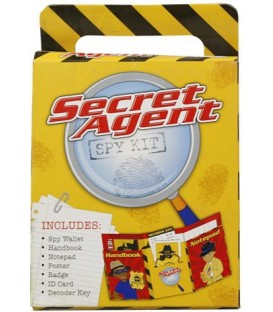 Secret Agent Spy Kit