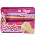 Barbie - 2 zipper Pencil Case - Large