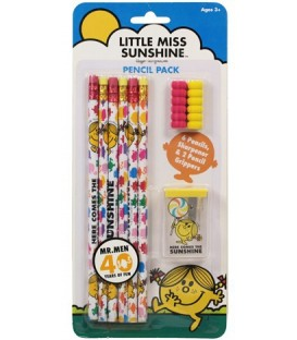 Little Miss - Pencil Pack
