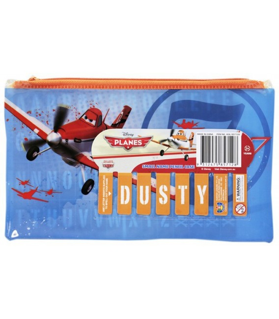 Disney Planes Pencil Case - Dusty