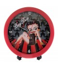 Betty Boop Stainless Steel Wall Clock - Collectable