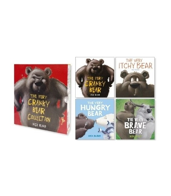 The Very Cranky Bear Collection by Nick Bland