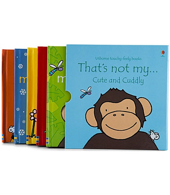 That's not my... Cute and Cuddly Boxed Set
