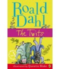 ROALD DAHL - THE TWITS - Illustrated by Quentin Blake