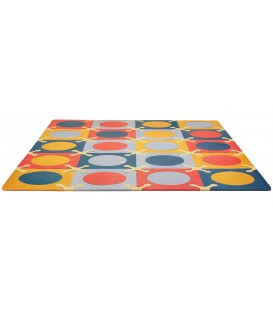 PLAYSPOT Foam Floor Tiles - Brights - Skip Hop