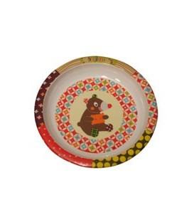 Ebulobo - Bear Plate