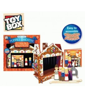 Toy Box Fairytale Puppet Theatre - The Story of Hansel & Gretel