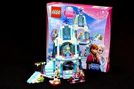 LEGO® Disney Princess™ Elsa's Sparkling Ice Castle