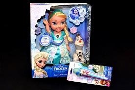 Sing Along Elsa - Frozen Doll