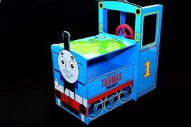 Thomas Play & Store Wooden Train