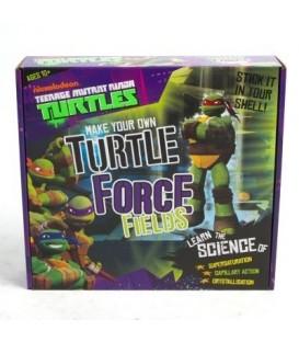Teenage Mutant Ninja Turtles (TNMT) - Turtle Forcefields