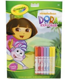 Disney - Dora the Explorer - Marker & Colouring Pad