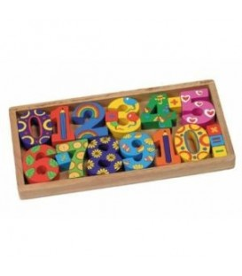 The Toy Workshop - Number Box